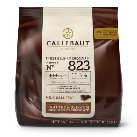 Chips de Chocolate de Leche Callebaut