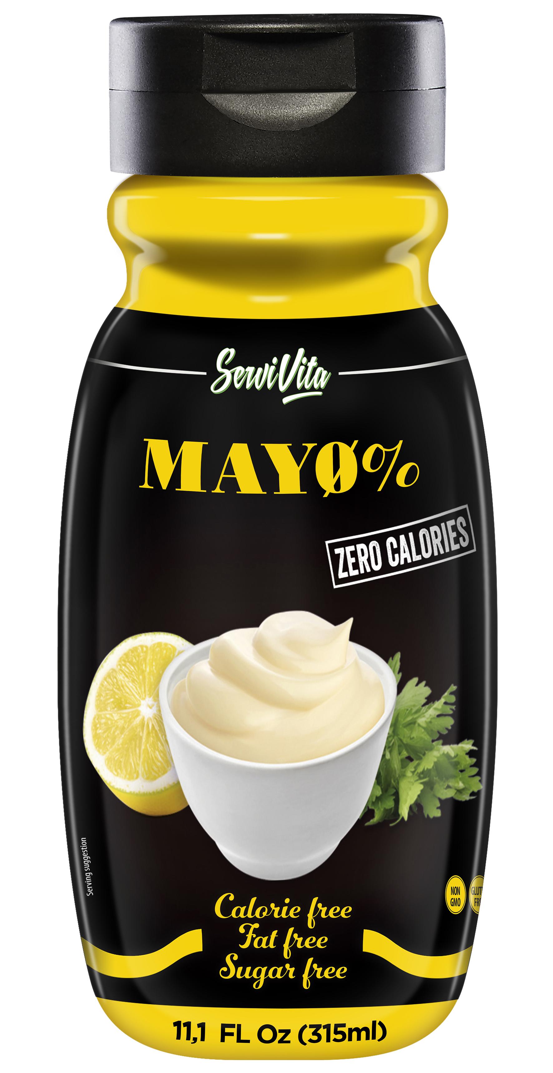 Mayonesa 0 calorías Servivita