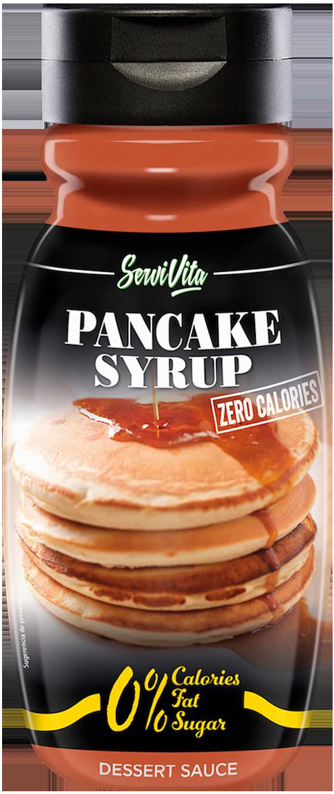 Salsa Syrup Cake 0 calorías Servivita