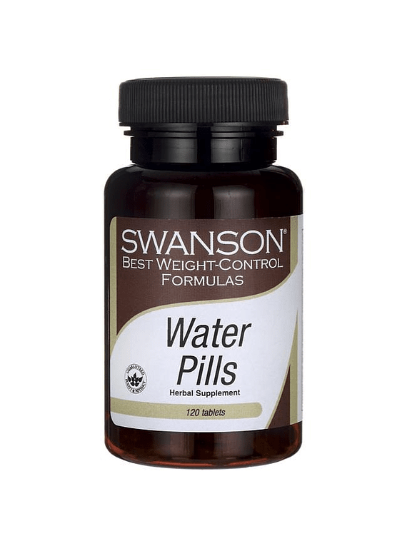 Water Pills Swanson