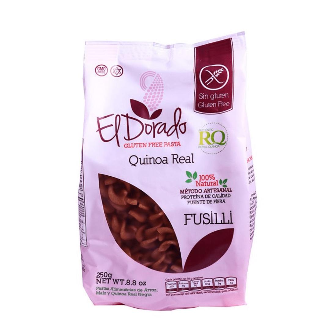 Pasta Fusilli  de Quinoa