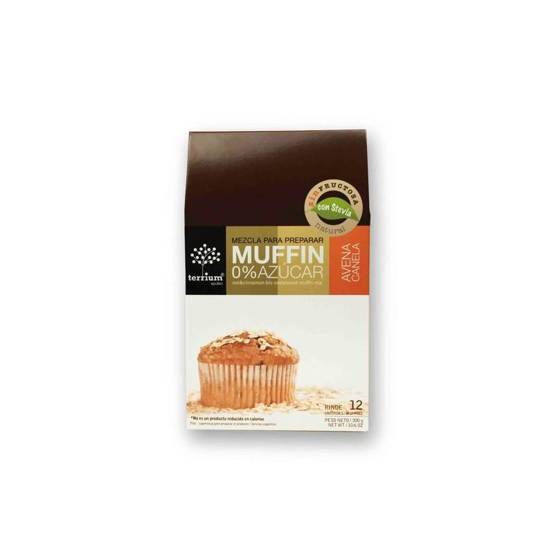 Premezcla Muffin Canela Sin Azúcar
