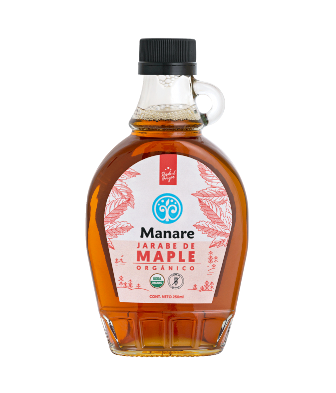 Maple Syrup Orgánico Manare