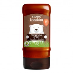Syrup canela 350 gramos Marca Sweet Fredom