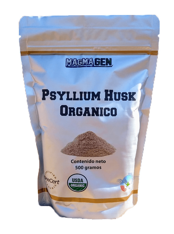 Psyllium Orgánico 500 g.