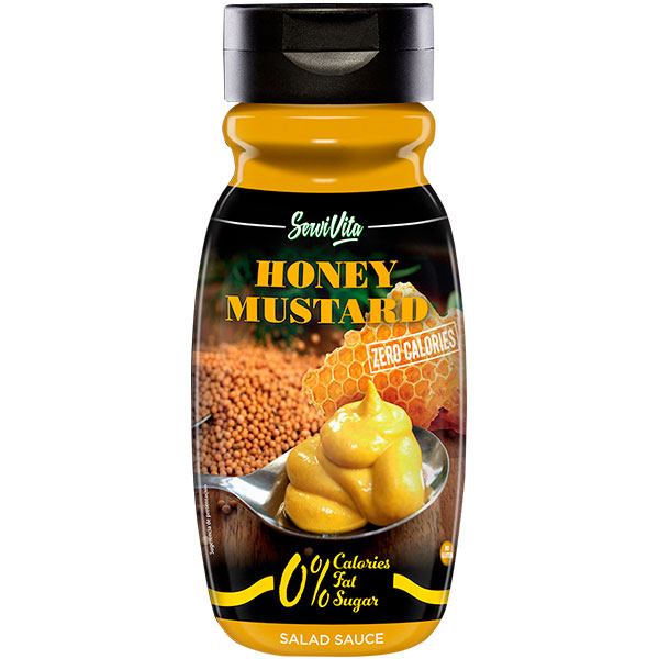 Honey mustard servivita 0 caloias