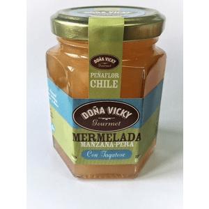 Mermelada sin azúcar Manzana Pera con alulosa