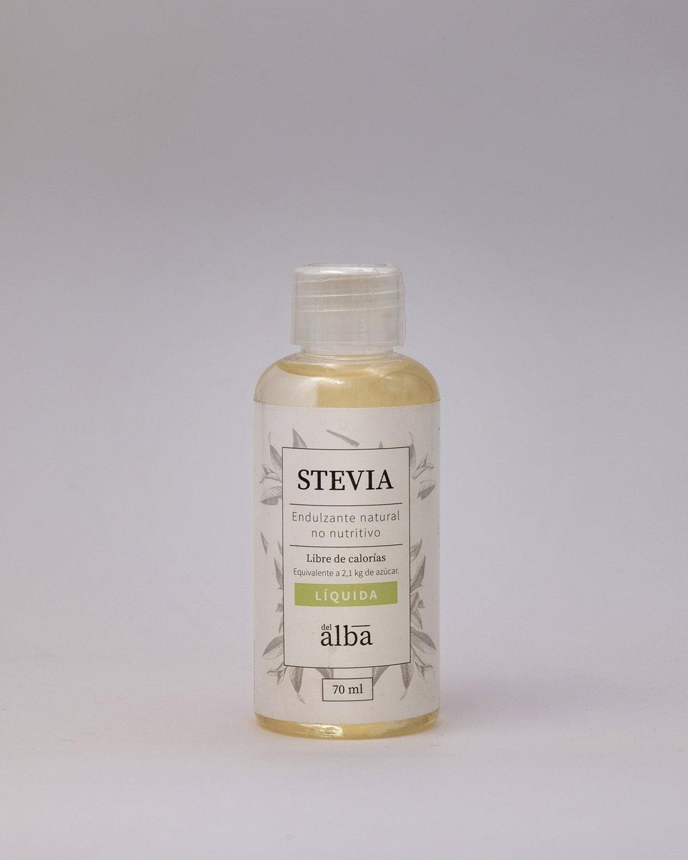 Stevia Pura 90 ml del Alba