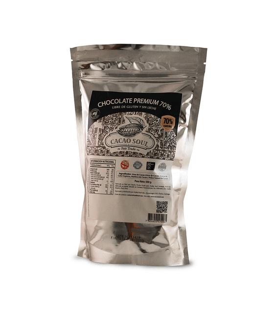 Cobertura 70% Cacao