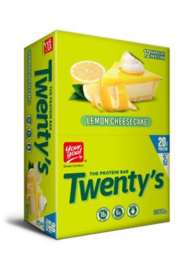 Barrita Twenty Pie de Limón