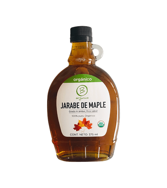Syrup de Maple Be Organics 375 ml