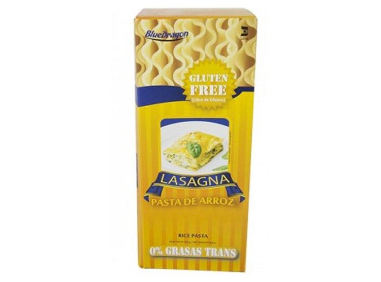 Lasagna  Sin Gluten Blue Dragon