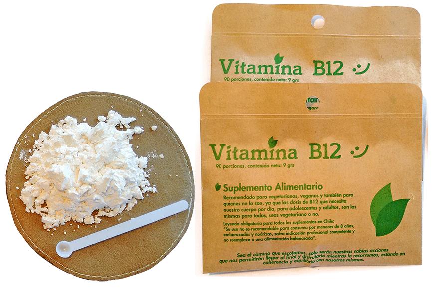 Vit B12 Polvo