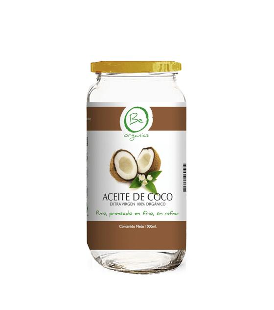 Aceite de Coco Orgánico 1 Lt