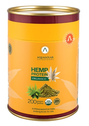 Hemp  Proteina Vegetal