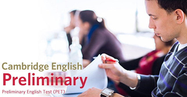 Curso Cambridge B1 Preliminary (PET)