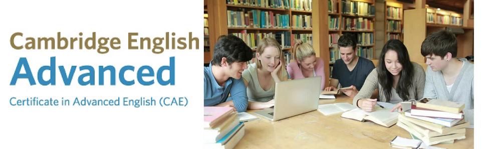 Curso Cambridge C1 Advanced (CAE)