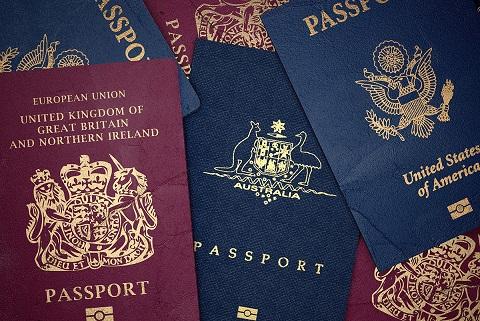 Pasaporte Extranjero