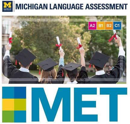 Curso Michigan English Test (MET)