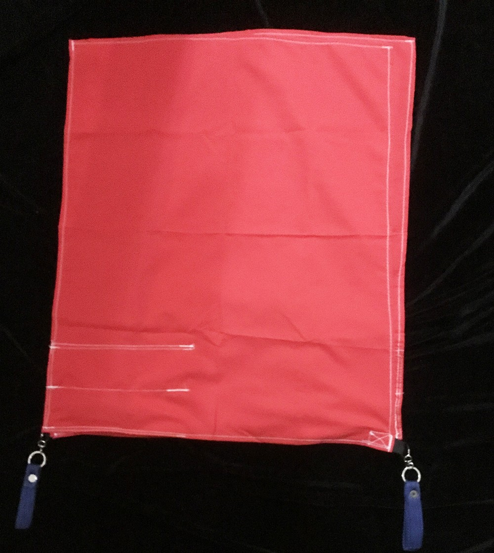 Banderas color Rojo