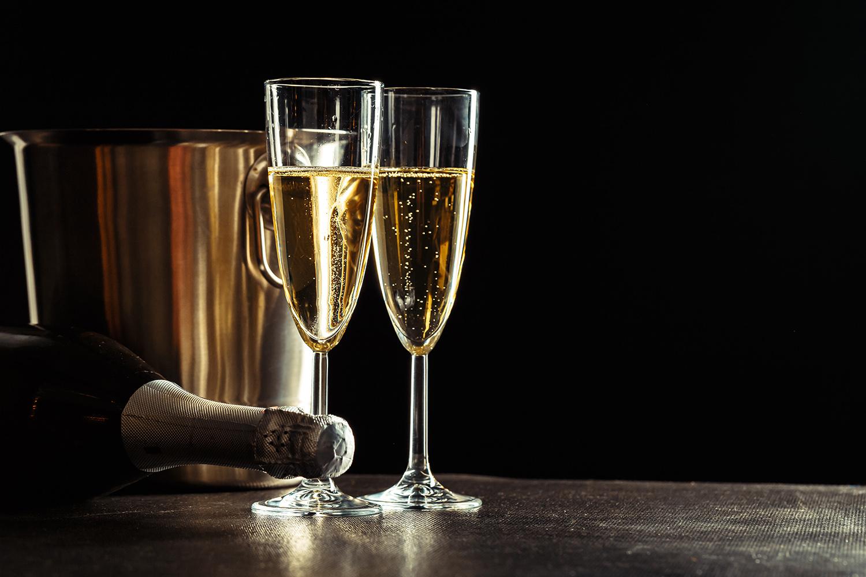 A escolha do champagne ideal para a virada do ano
