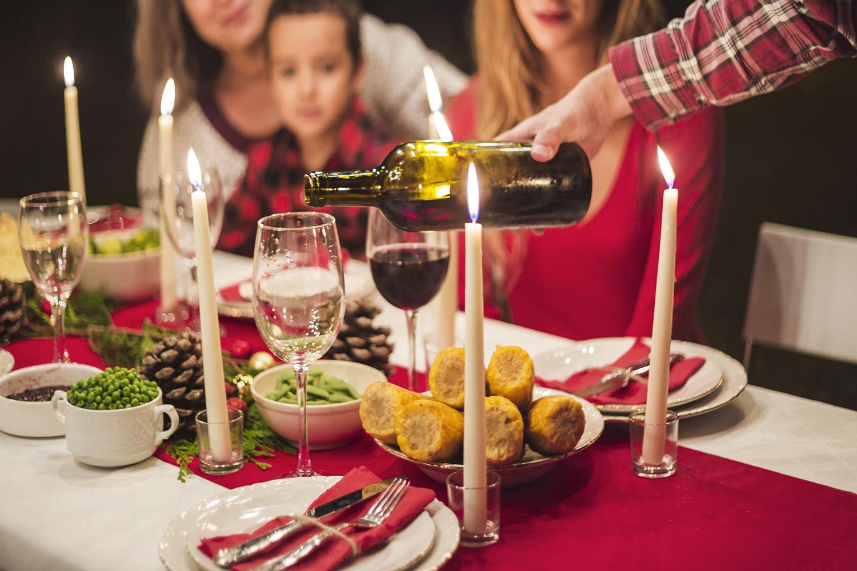 Escolhendo o vinho ideal para a Ceia de Natal