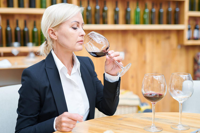 Passos para a degustação: vinhos IGP | Final