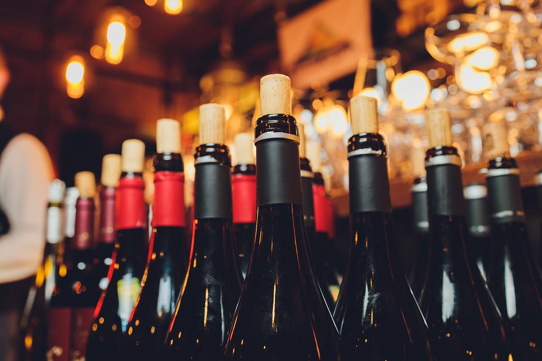 A produção do vinho é a mais nobre arte entre as bebidas