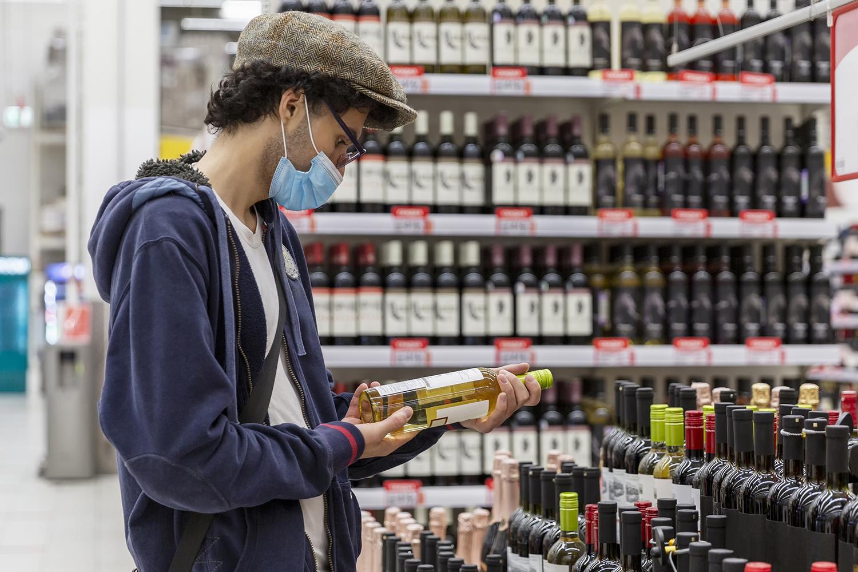 Situação real: como um iniciante pode escolher um vinho sem experiência?
