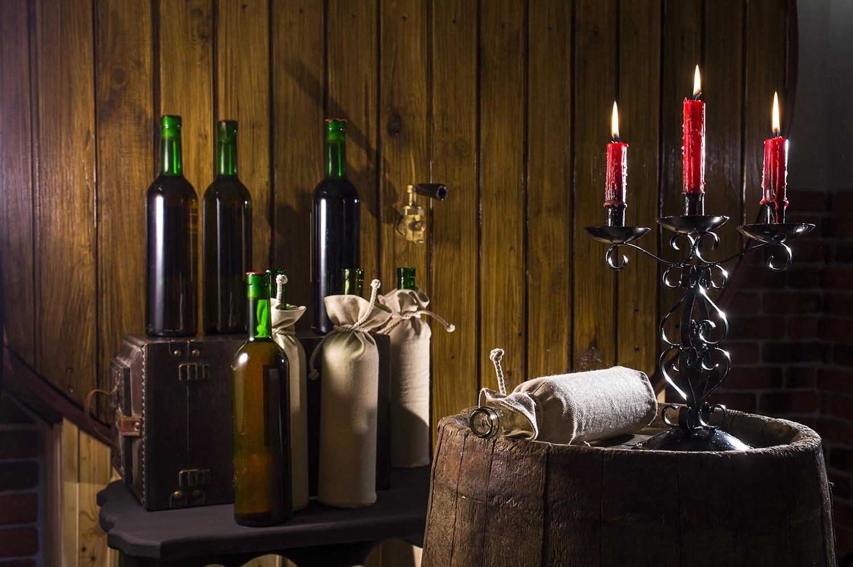 Segredos dos melhores vinhos: Parte VI – A importância de amadurecer