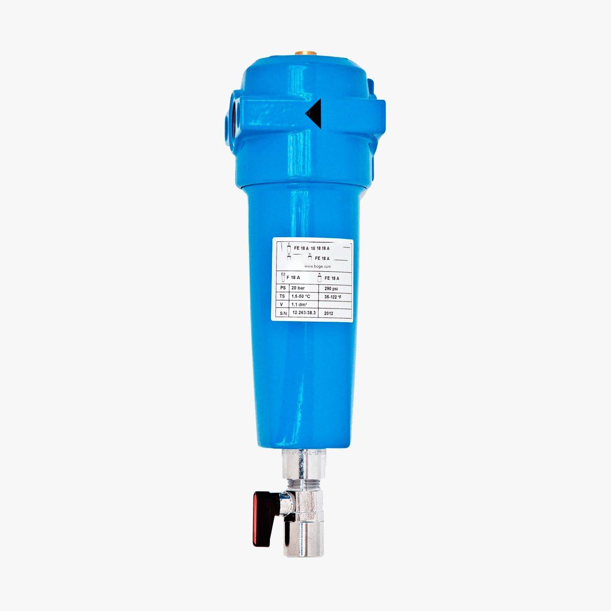 Deshumidificador para aire comprimido