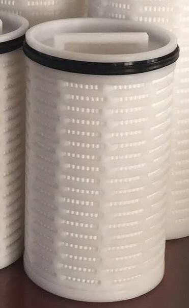 Filtro plisado de 10