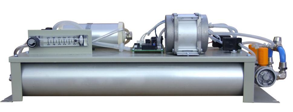 Kit concentrador de oxigeno 5L (Concentrador, compresor y enfriador)