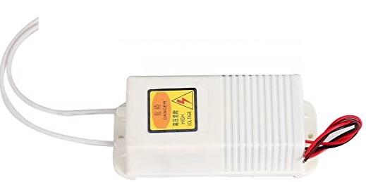 Fuente de poder para tubo de efecto corona de 10 g/h