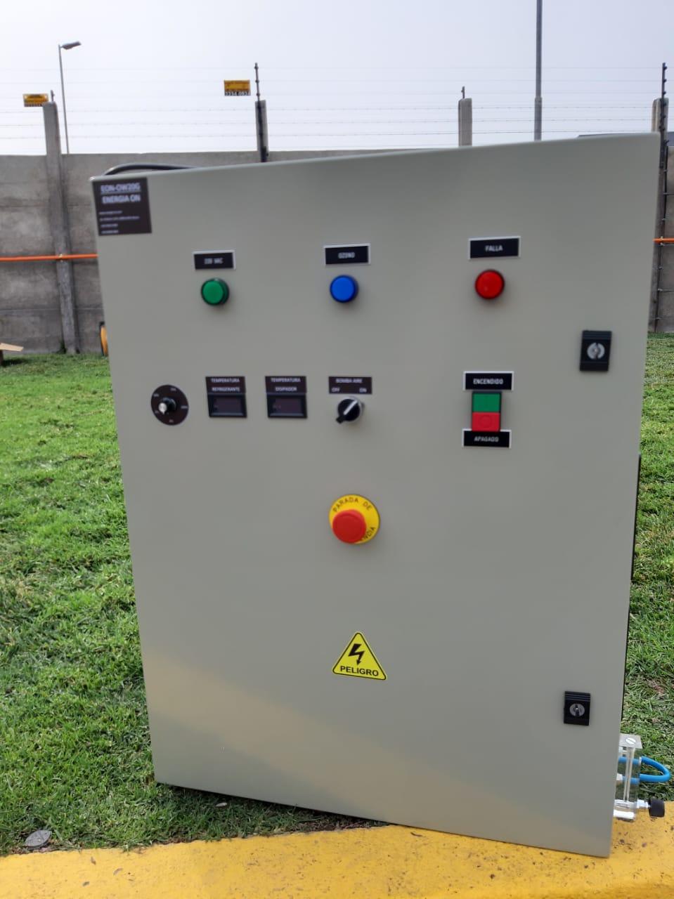 Generador de ozono 50 g/h nominales
