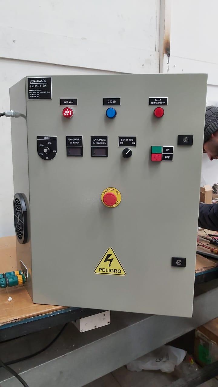 Generador de ozono 30 g/h nominales