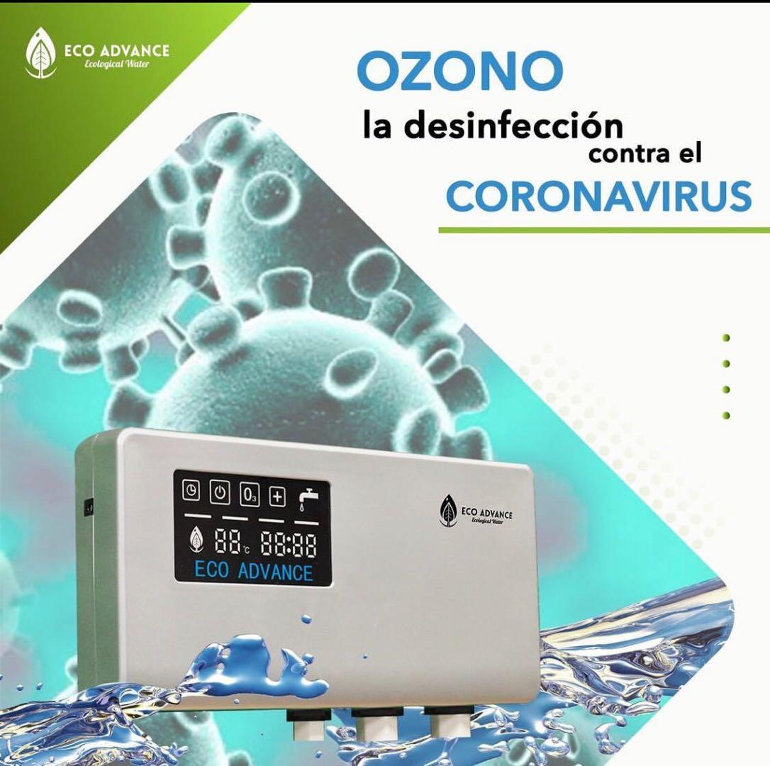 Generador de Ozono para Lavadoras