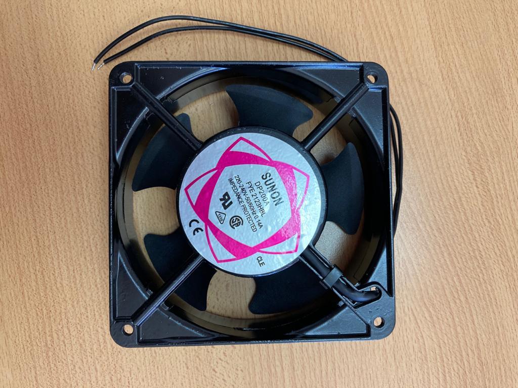 Ventilador de 120 mm