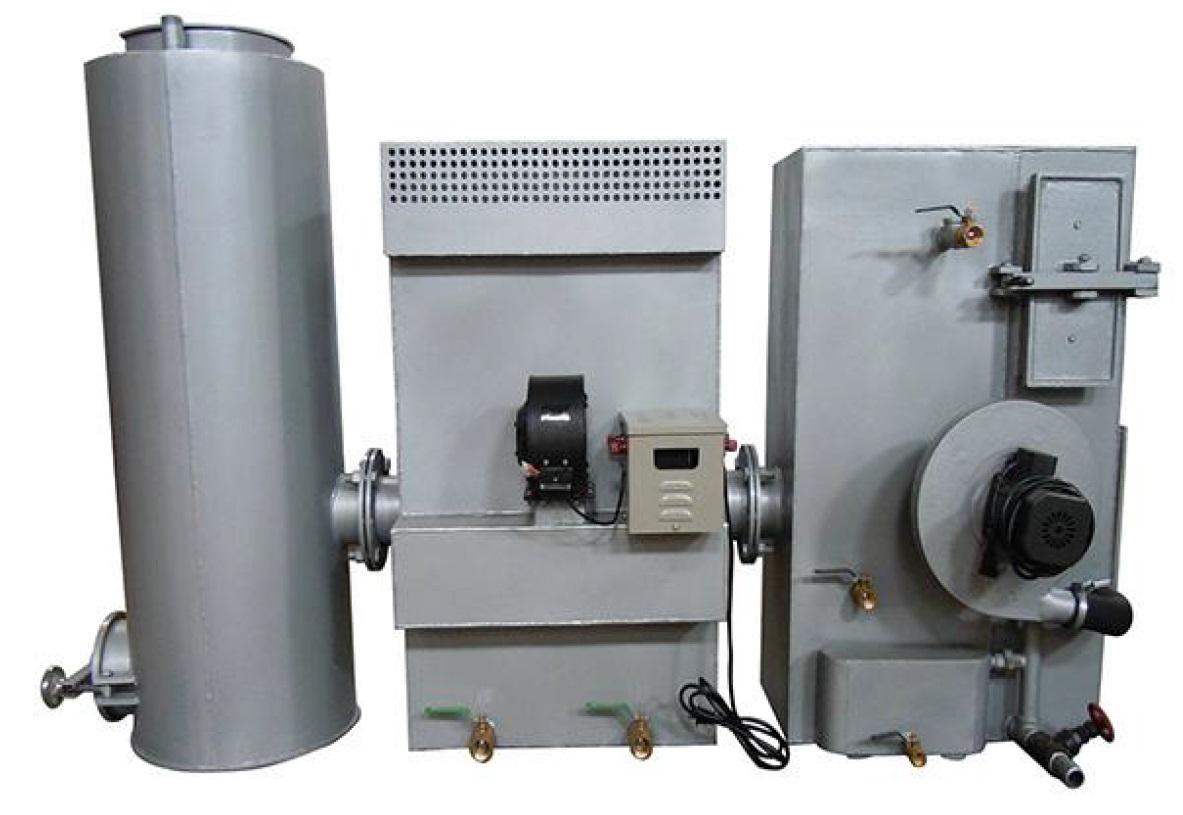 Gasificador básico