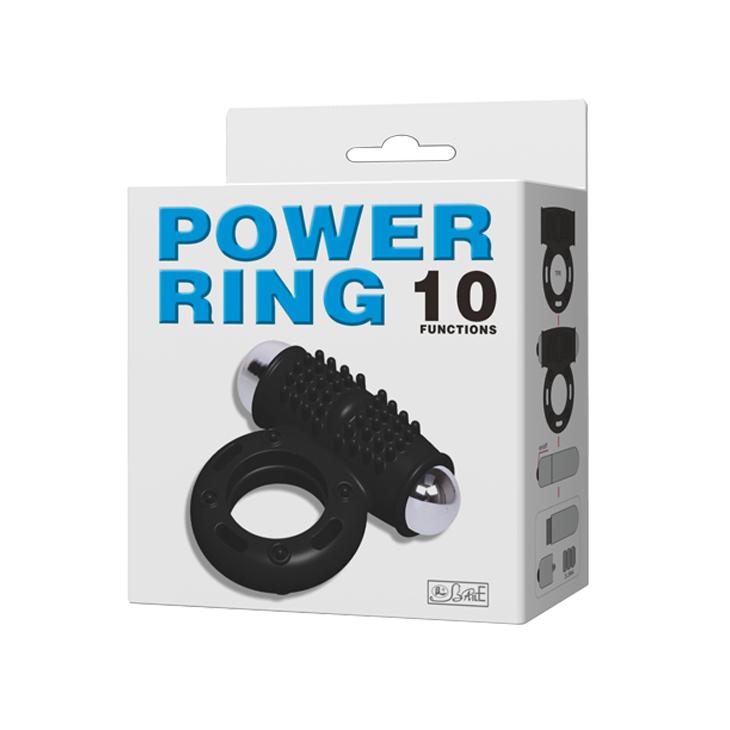 Power Ring Anillo Vibrador