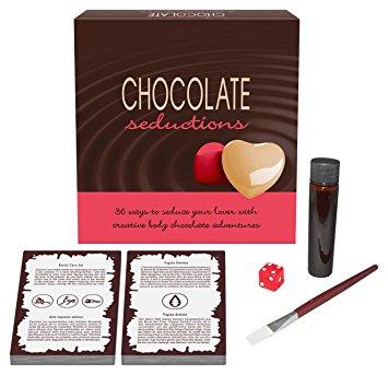 Juego de Chocolate Seducción