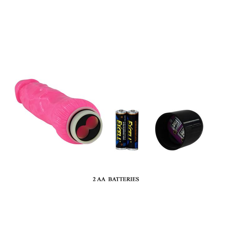 Vibrador Pink Multi Velocidad