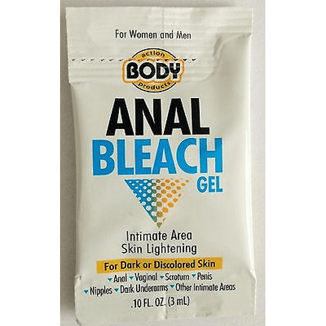 Gel de Blanqueamiento Anal- sachet