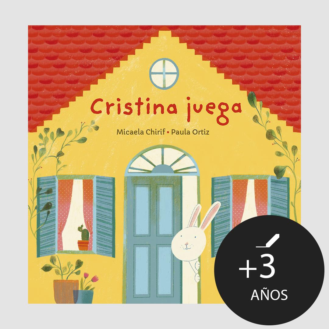 Cristina juega
