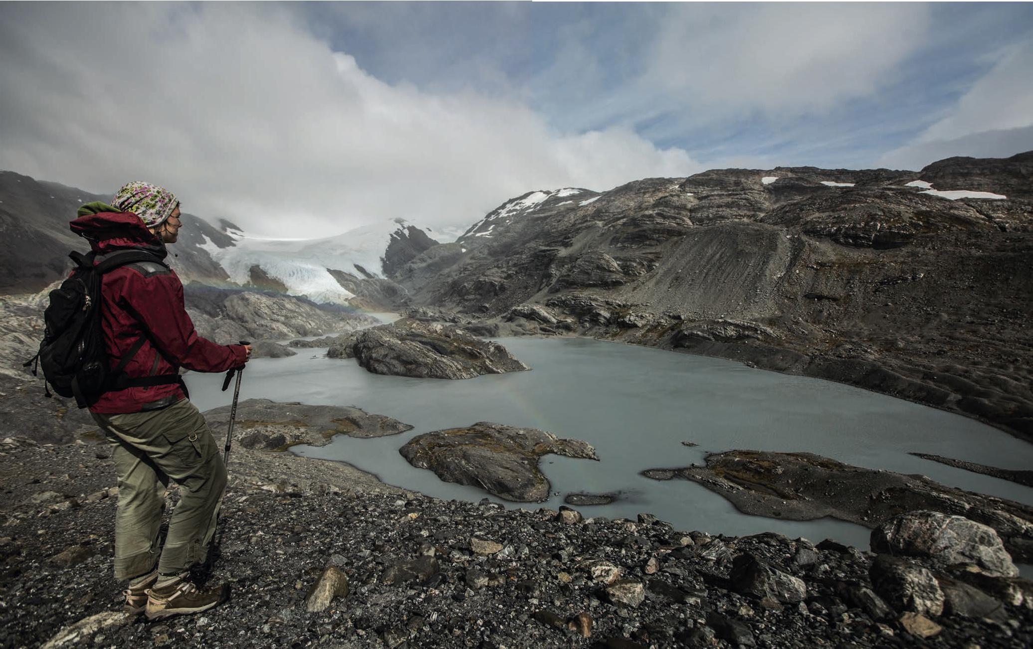 Chile en el blanco. Importancia y vulnerabilidad de nuestros glaciares