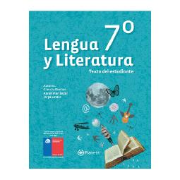 Lengua y Literatura 7º básico.