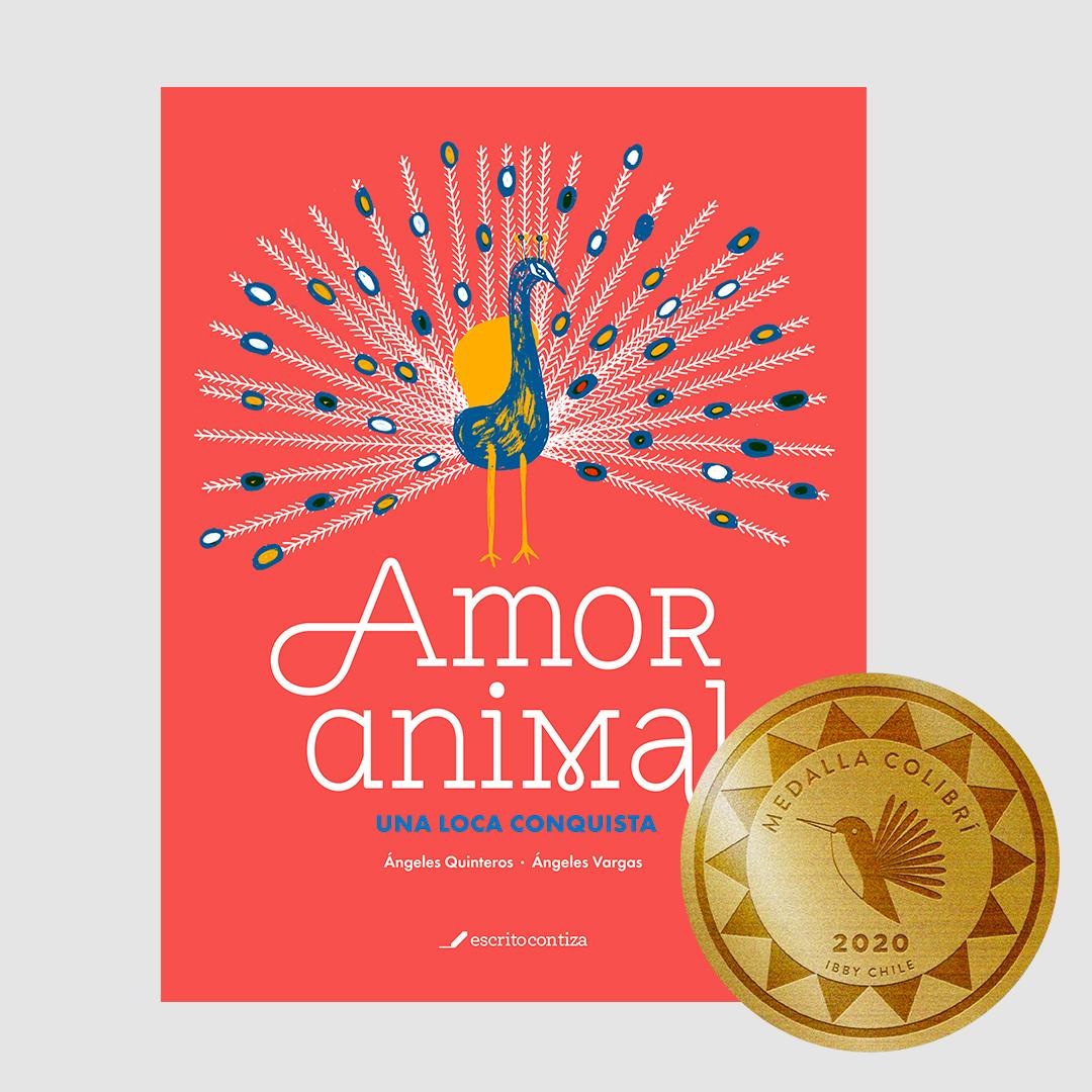 Amor animal. Una loca conquista