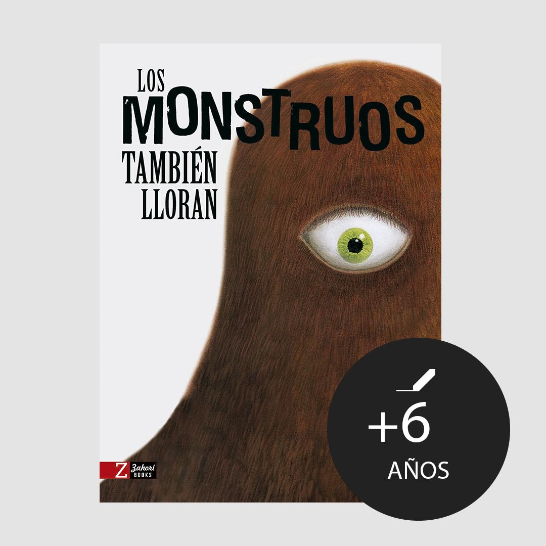 Los monstruos también lloran