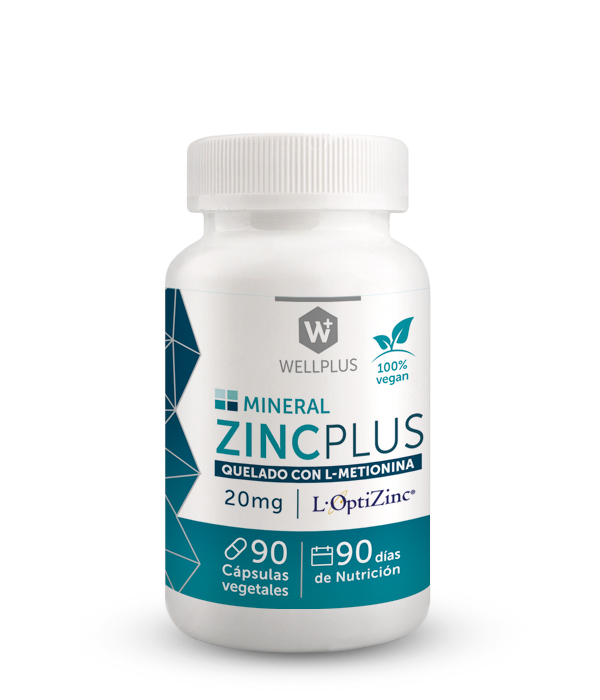 ZINC PLUS - WELLPLUS