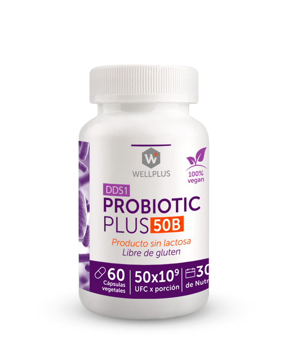 Probiotic Plus 50B - WELLPLUS